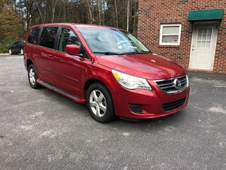 2009 Volkswagen Routan SEL handicap wheelchair accessible rear entry Dallas, Georgia 16
