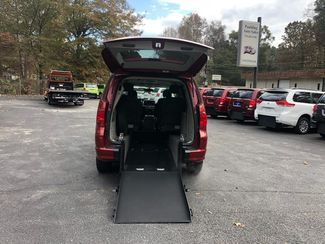 2009 Volkswagen Routan SEL handicap wheelchair accessible rear entry Dallas, Georgia 1