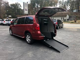 2009 Volkswagen Routan SEL handicap wheelchair accessible rear entry Dallas, Georgia 0