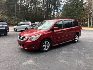 2009 Volkswagen Routan SEL handicap wheelchair accessible rear entry Dallas, Georgia 7