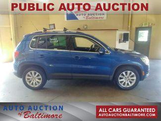 2009 Volkswagen TIGUAN    JOPPA, MD   Auto Auction of Baltimore  in Joppa MD
