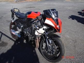 2009 Yamaha R6 Spartanburg, South Carolina 3