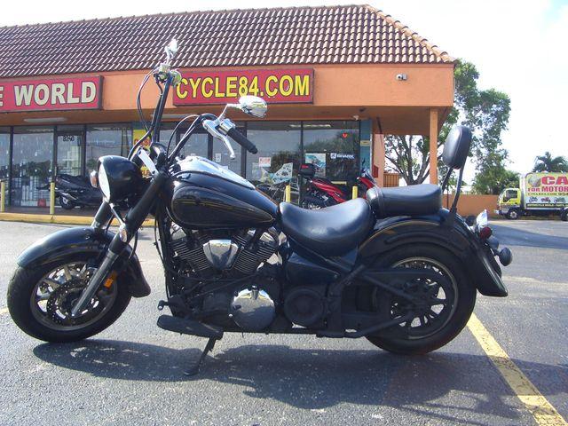 2009 Yamaha Road Star XV1700AS in Davie, FL 33324