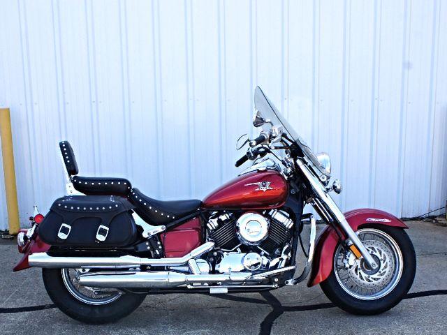 2009 Yamaha V-STAR 650cc Classic