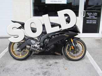 2009 Yamaha YZF R6 in Dania Beach Florida, 33004