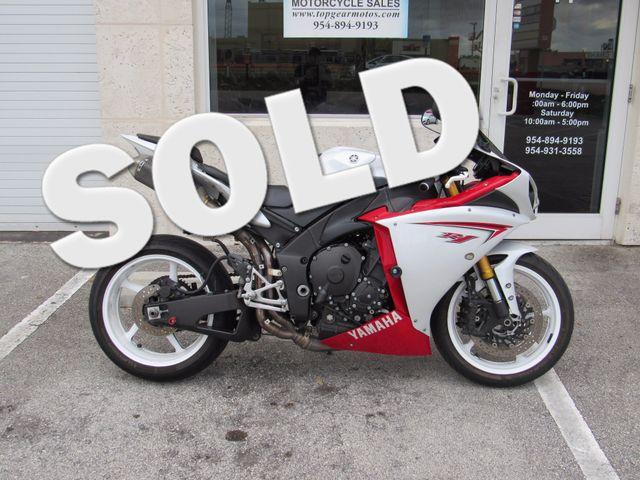 2009 Yamaha YZFR1