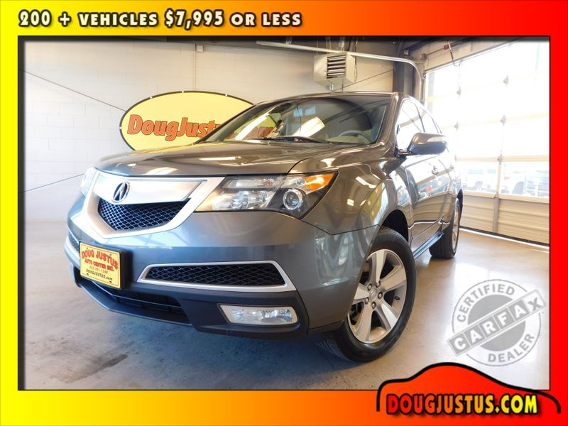 2010 Acura MDX   city TN  Doug Justus Auto Center Inc  in Airport Motor Mile ( Metro Knoxville ), TN