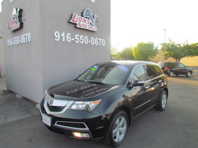 2010 Acura MDX Technology/Entertainment Pkg in Sacramento, CA 95825