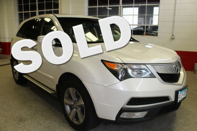2010 Acura Mdx Awd. 3rd Row SEATING, BEAUTIFUL, SERVICED, AND READY Saint Louis Park, MN