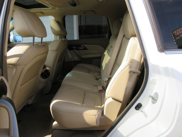 2010 Acura MDX Technology/Entertainment Pkg south houston, TX 8