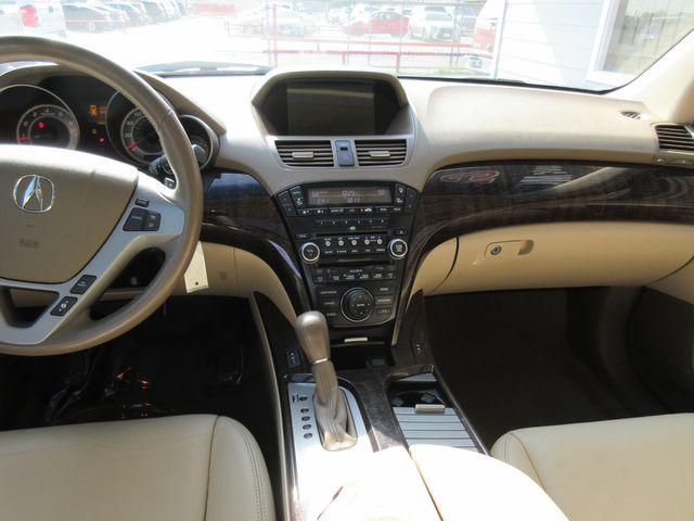 2010 Acura MDX Technology/Entertainment Pkg south houston, TX 9