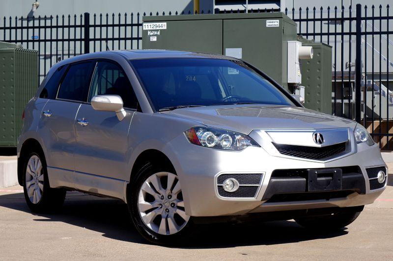 2010 Acura RDX Leather* Sunroof* BU Cam* Nav* EZ Finance** | Plano, TX | Carrick's Autos in Plano TX