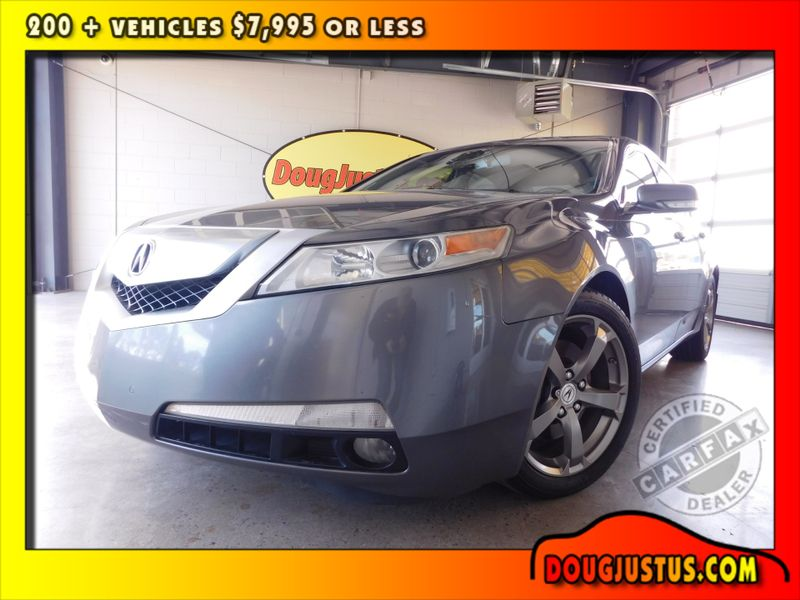 2010 Acura TL Tech  city TN  Doug Justus Auto Center Inc  in Airport Motor Mile ( Metro Knoxville ), TN