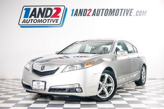 2010 Acura TL 5-Speed AT with Tech Package in Dallas TX