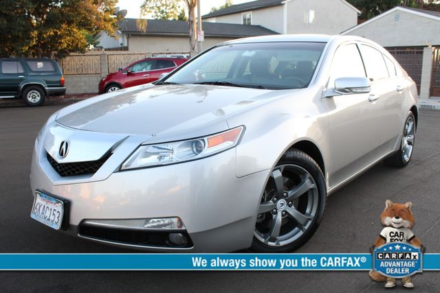 2010 Acura TL LOADED ONE OWNER Tech 18 Wheels