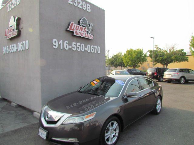2010 Acura TL Tech in Sacramento, CA 95825