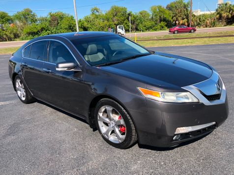 2010 Acura TL TECH NAV 1 OWNER CARFAX CERT LEATHER $40K NEW in , Florida