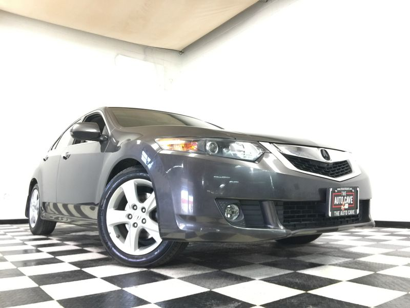2010 Acura TSX *5-Speed AT with Tech Package*   The Auto Cave in Addison