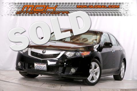 2010 Acura TSX Tech Pkg - Navigation - Xenon - Heated seats in Los Angeles