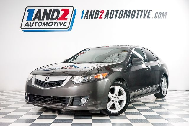 2010 Acura TSX 5-Speed AT in Dallas TX