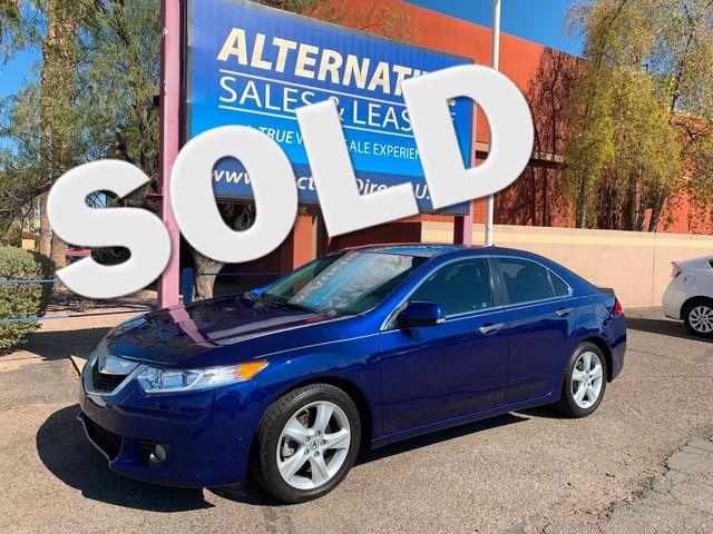 2010 Acura TSX 3 MONTH/3,000 MILE NATIONAL POWERTRAIN WARRANTY Mesa, Arizona