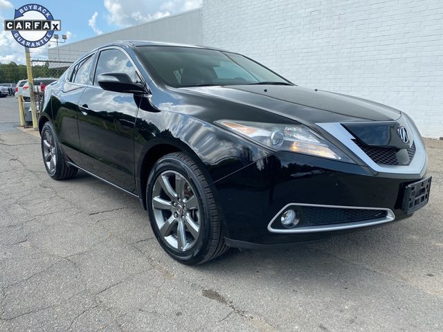 2010 Acura ZDX Advance Pkg Madison, NC 7