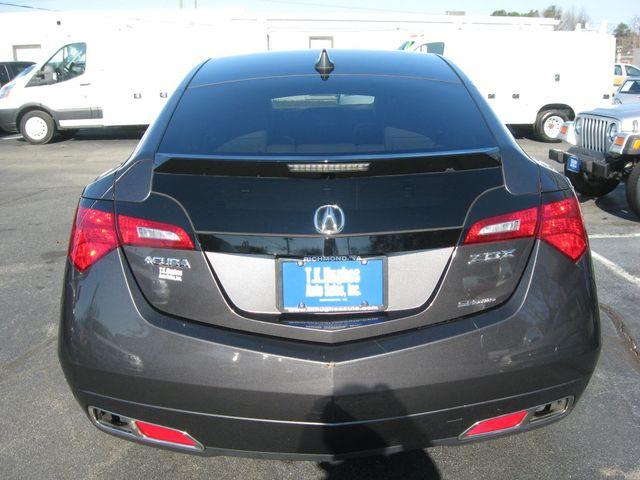 2010 Acura ZDX Advance Pkg Richmond, Virginia 6