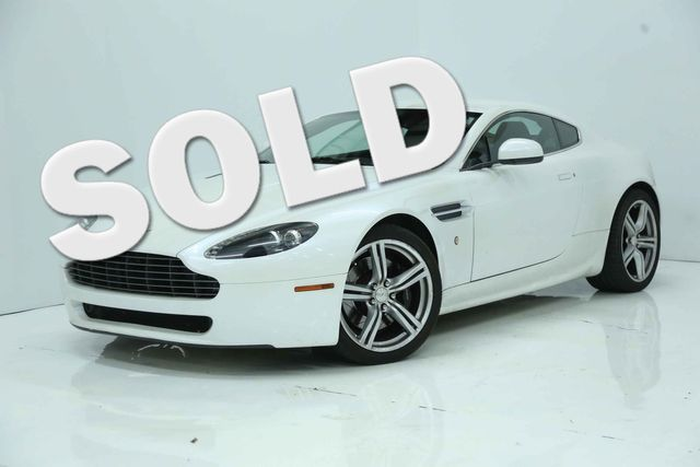 2010 Aston Martin Vantage Houston, Texas 0