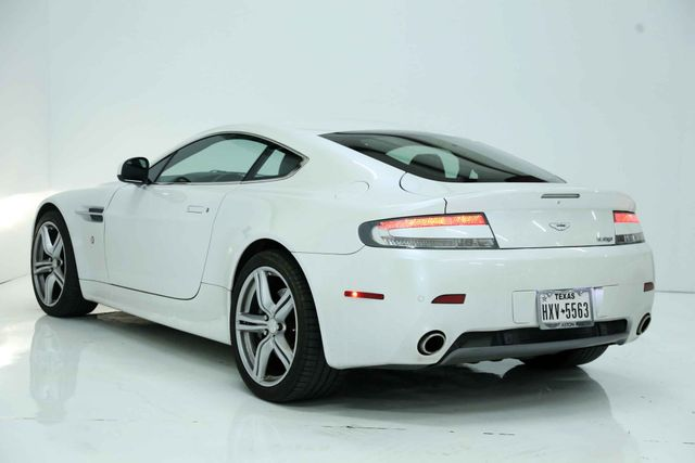 2010 Aston Martin Vantage Houston, Texas 8