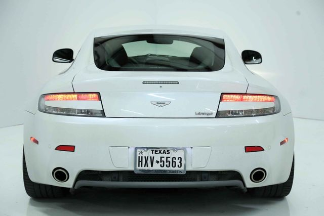 2010 Aston Martin Vantage Houston, Texas 9