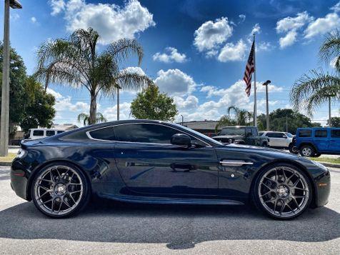 2010 Aston Martin Vantage VANTAGE COUPE HRE WHEELS CARFAX CERT in Plant City, Florida