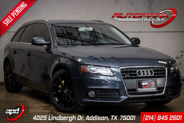 2010 Audi A4 Premium Plus