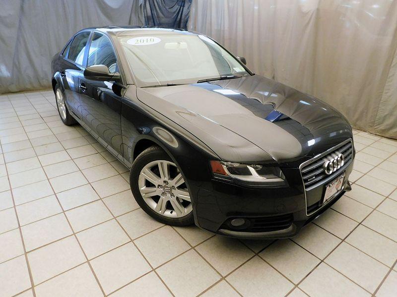 2010 Audi A4 20T Premium  city Ohio  North Coast Auto Mall of Cleveland  in Cleveland, Ohio