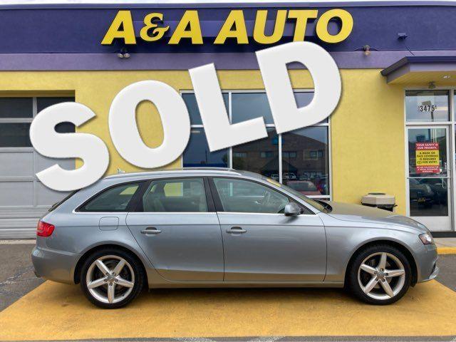 2010 Audi A4 2.0T Prestige in Englewood, CO 80110