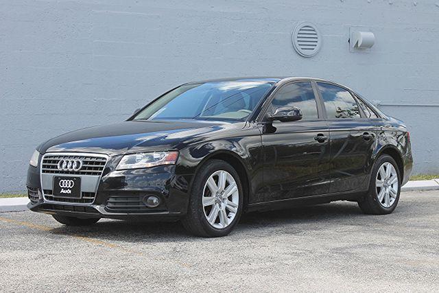 2010 Audi A4 2.0T Premium Hollywood, Florida 10