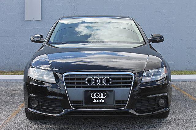 2010 Audi A4 2.0T Premium Hollywood, Florida 12