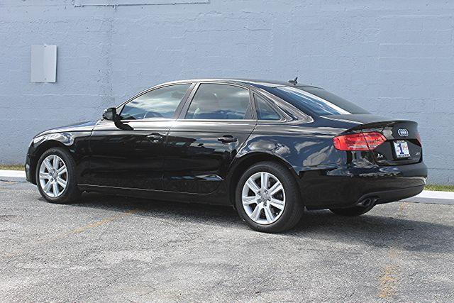 2010 Audi A4 2.0T Premium Hollywood, Florida 7