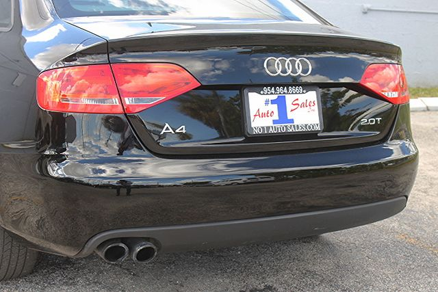 2010 Audi A4 2.0T Premium Hollywood, Florida 30