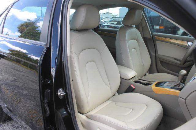 2010 Audi A4 2.0T Premium Hollywood, Florida 24