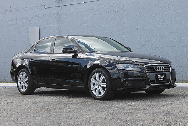 2010 Audi A4 2.0T Premium Hollywood, Florida 1