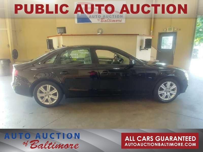 2010 Audi A4 2.0T Premium | JOPPA, MD | Auto Auction of Baltimore  in JOPPA MD