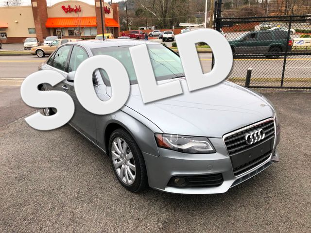 2010 Audi A4 2.0T Premium Plus Knoxville , Tennessee