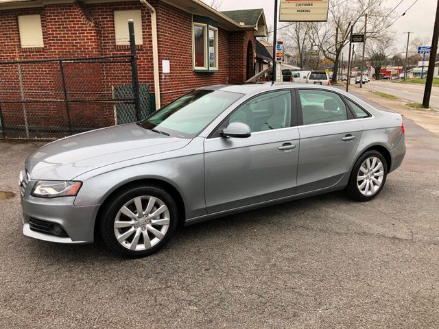 2010 Audi A4 2.0T Premium Plus Knoxville , Tennessee 10