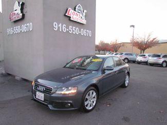 2010 Audi A4 2.0T Premium QTR in Sacramento, CA 95825