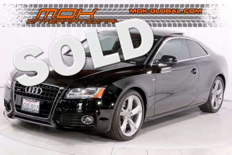 2010 Audi A5 3.2L Prestige - S-Line pkg - Nav - Drive select in Los Angeles