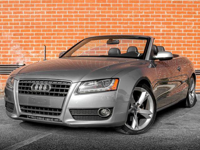 2010 Audi A5 Premium Plus Burbank, CA 1