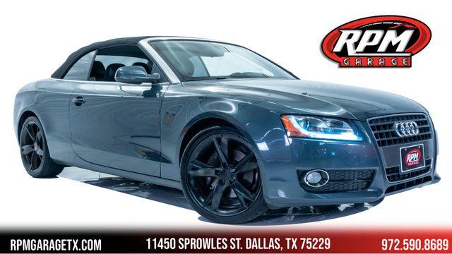 2010 Audi A5 Premium Plus in Dallas, TX 75229