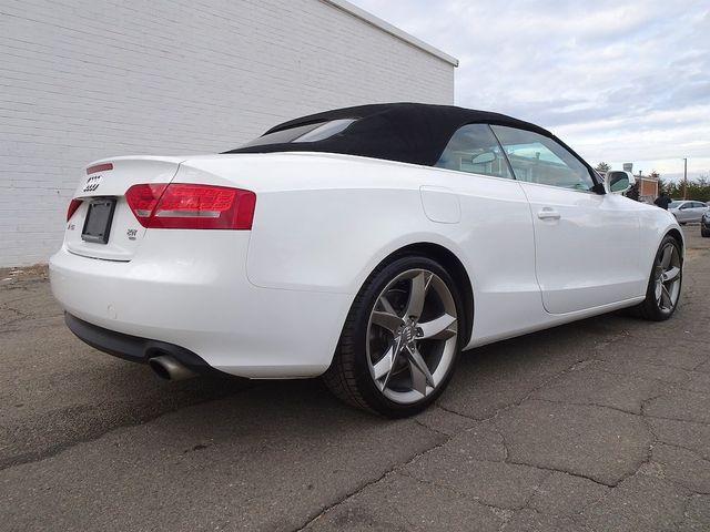 2010 Audi A5 Premium Plus Madison, NC 3