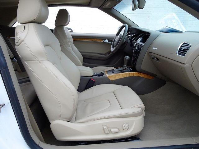 2010 Audi A5 Premium Plus Madison, NC 38