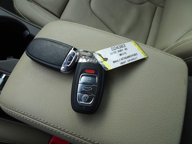 2010 Audi A5 Premium Plus Madison, NC 50